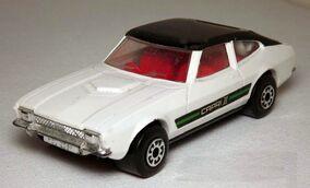 Ford Capri II (Speed King)