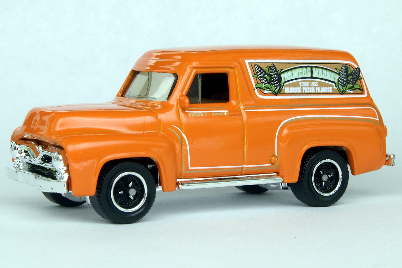 Ford F 100 Panel Delivery 1955 Matchbox Cars Wiki