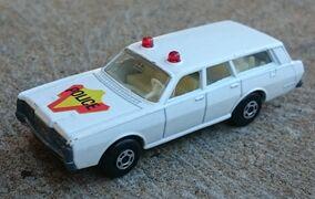 Mercury Commuter Police Car