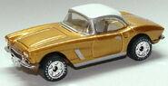 1962 Corvette WCgld