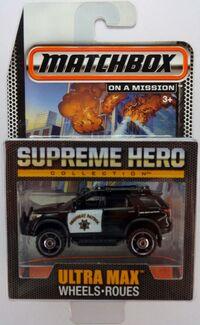SUPREME HERO Ford Explorer