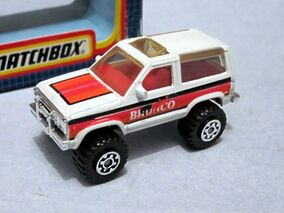 Ford Bronco II (1987)
