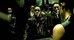 The Matrix Reloaded Meeting