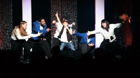 MattyB Performs @ The Fox Theater (Feat. D-Coy Dance Crew)