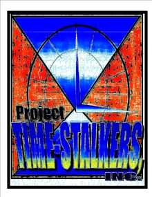 Project;Time Stalkers,Inc logo earth 1992