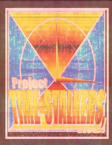 Project;Time Stalkers,Inc logo earth 1961