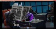 Max Steel Reboot Extroyer Reading Newspaper