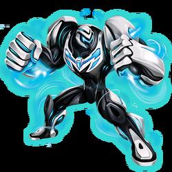 Max Steel Reboot Turbo Strength