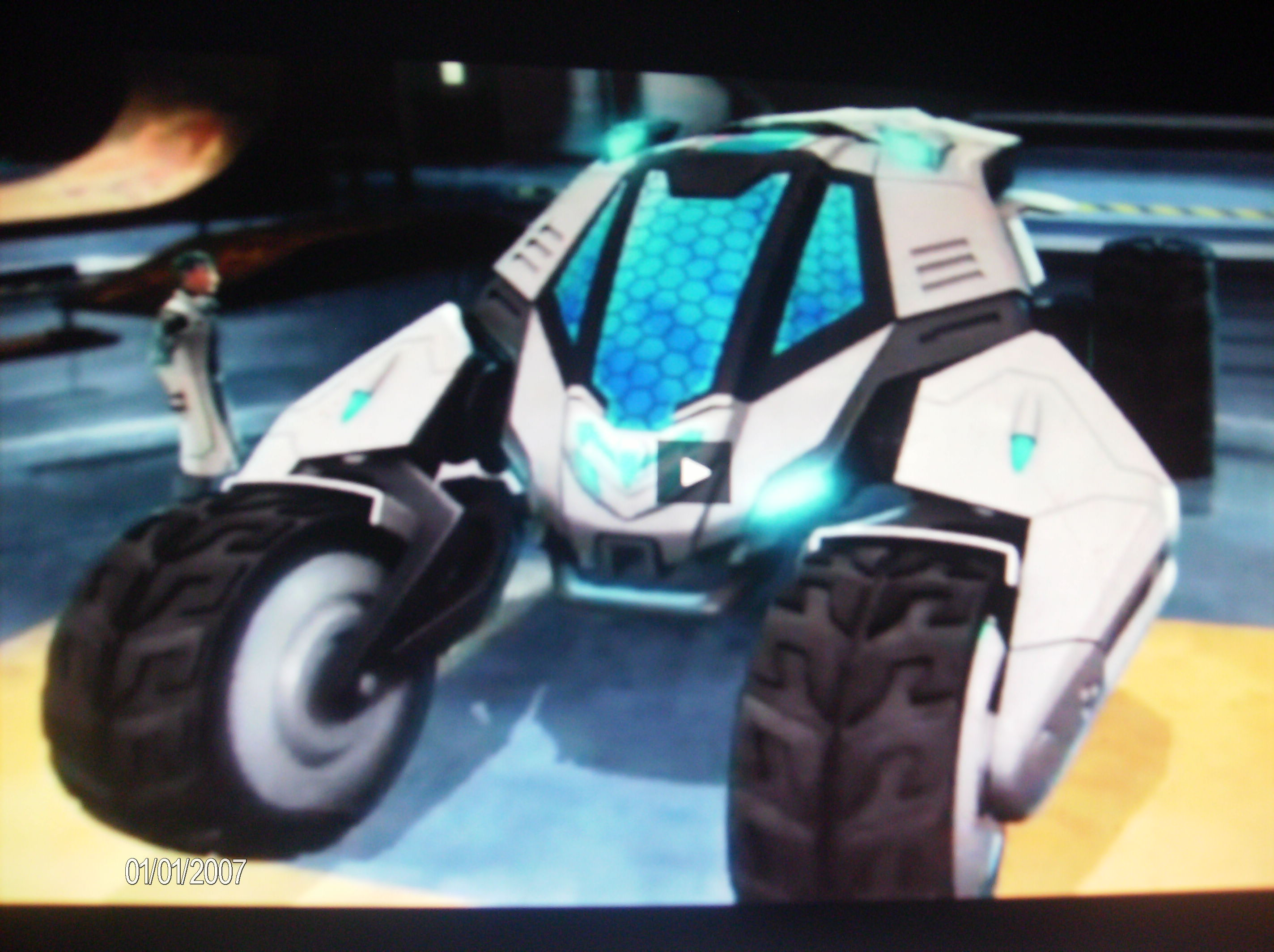 Image Gallery Max Steel Turbo Car
