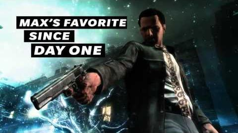 Handguns The 1911 - Max Payne 3 Trailer