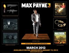 Max Payne 3 Special Edition