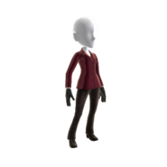 Mona Sax Xbox LIVE Outfit