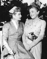 Gladys Hurlburt Lucille Ball