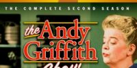 Season 2 The Andy Griffith Show
