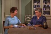 Clara and Aunt Bee 101