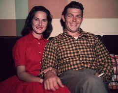 Barbara edwards and andy