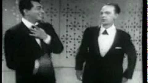 Dean Martin with Don Knotts
