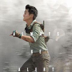 Always be alert - Minho
