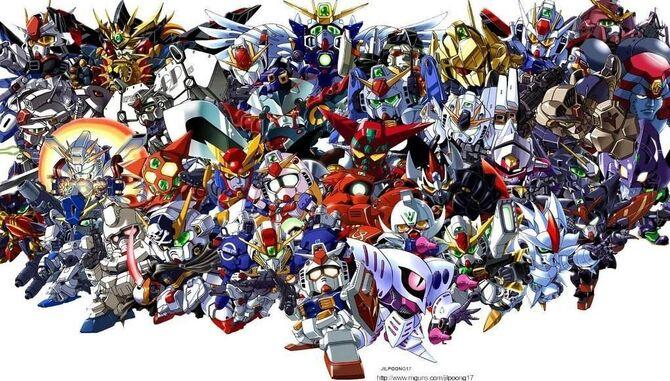 Mazinger Robots