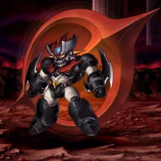 Mazin Mode Mazinger Z in Super Robot Wars V.