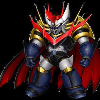 Mazin Emperor G in Super Robot Wars V.