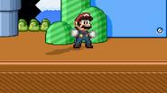 Mario's recent design
