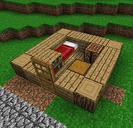 Log cabin frame1