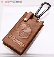 Medaka Box Smart Phone Pouch