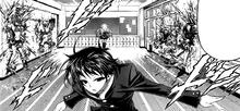 Kumagawa defeats the Suisou Student Council