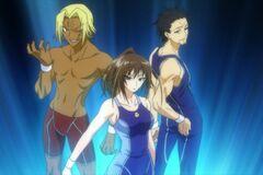 Swimming Club
