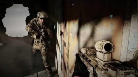 Medal of Honor Warfighter Single Player Trailer