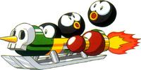 Bomb Sleigh