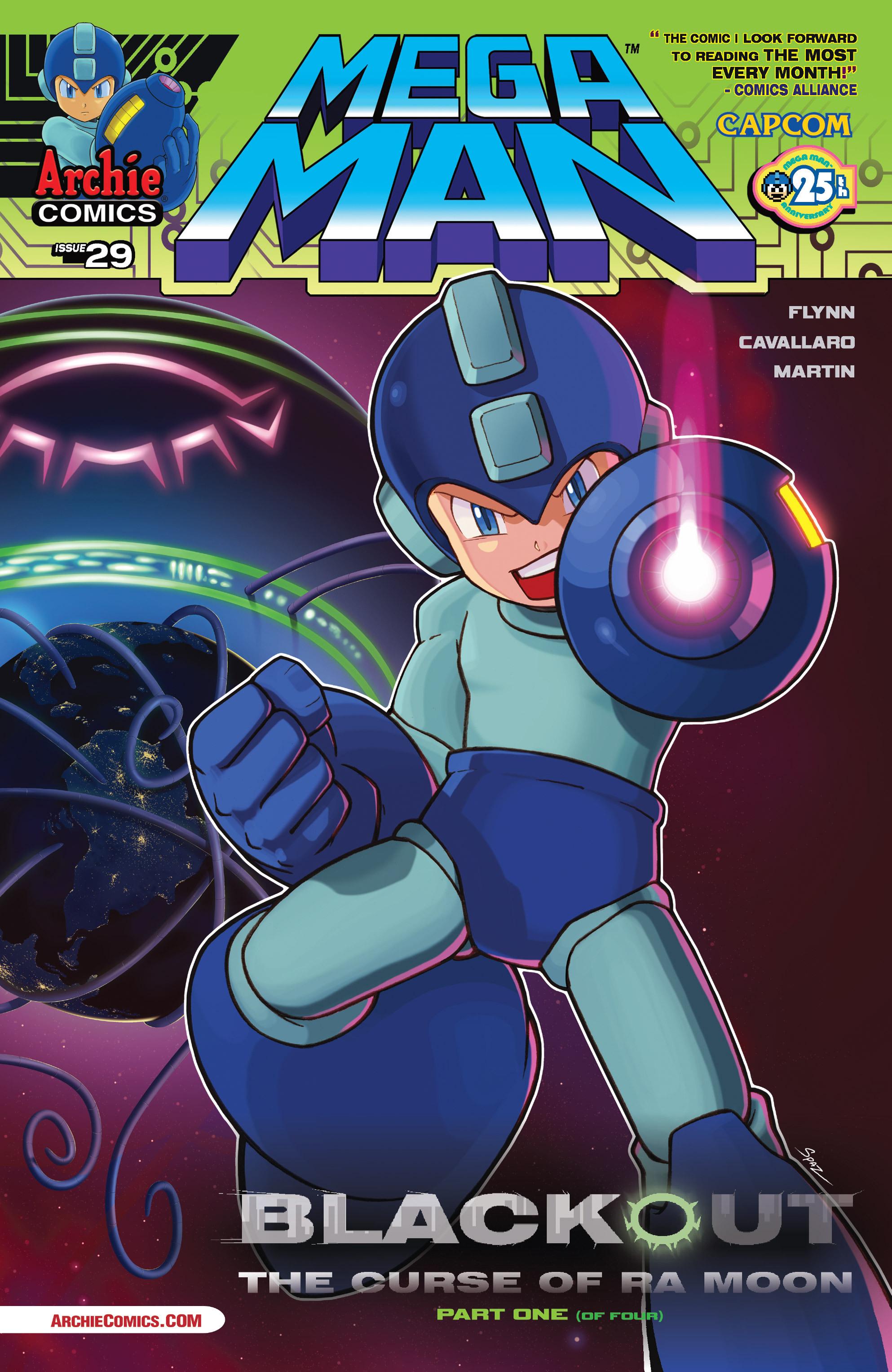 Mega Man Issue 35 (Archie Comics)   MMKB   FANDOM powered