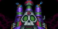 Wily Castle (Mega Man 7)