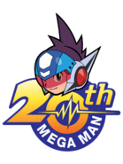 Megaman 20th official