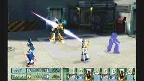 Megaman X Command Mission Ch
