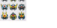 X's armors