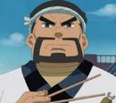 Saburou and NoodleMan