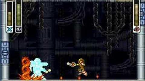 Megaman X3 Pc Vile Stage