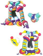 Mm8 clownconcept