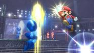 Megaupper vs superjumppunch