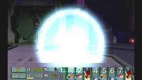 Megaman X Command Mission Silver Horn Again