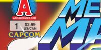 Mega Man Issue 1 (Archie Comics)