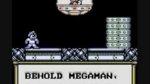 Gameboy Mega Man V Dr. Wily and Sunstar