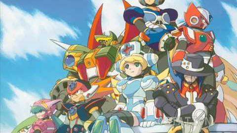 Rockman X Command Mission OST, S01-OT Asami Abe Jounetsu Setsuna (A Moment of Passion) HQ