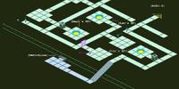 Mega Man Battle Network 3 Blue/White Maps