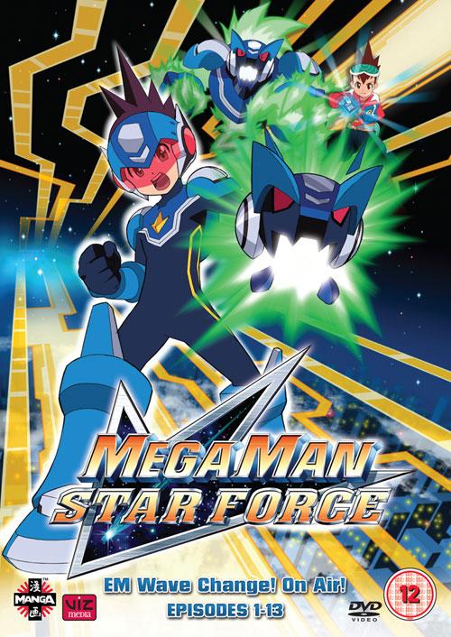 image gallery megaman anime