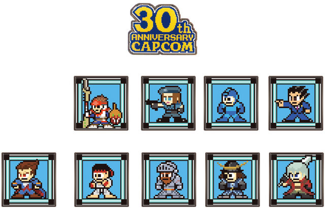 File:Capcom30thPinsHeroes.png