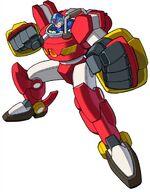 Raidden Armor X4