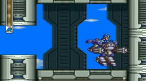 "TAS Mega Man X3 ""100% GOOD ENDING"" in 43 12"